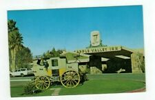 CA Victorville California vintage postage Apple Valley Inn