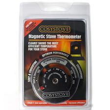 Più recente per 2017 cosystove magnetico Stufa Ventilatore Fornello Controllo della temperatura termometro