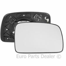 Right Driver Side HEATED WING DOOR MIRROR GLASS Land Rover Discovery 3 2004-09