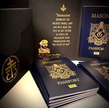 Masonic Passport Bundle 10pcs.