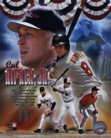 "Cal Ripken Jr. Baltimore Orioles MLB Legends Composite Photo (Size: 8"" x 10"")"
