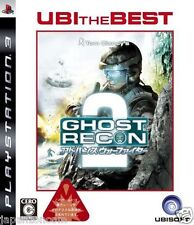 Used PS3 Ghost Recon 2 Warfighter SONY PLAYSTATION 3 JAPAN JAPANESE IMPORT