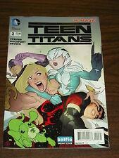 TEEN TITANS #2 SELFIE VARIANT DC COMICS NEW 52
