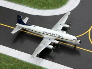 Everts Air Cargo Douglas DC-6 Gemini Jets (1/400)