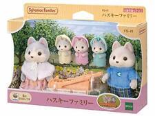 Sylvanian Families Husky Family Doll Fs-41 Epoch 40146472 4905040146472