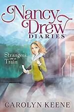Strangers on a Train Hardcover Carolyn Keene