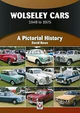 Wolseley Cars 1948 to 1975: A Pictorial History by David Rowe (Paperback, 2017)