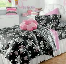 The Company store  Daisy Mae Gingham Reversible Standard Sham 100% Cotton New