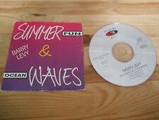 CD Pop Barry Levy - Summer Fun Ocean Waves (3 Song) MCD DESHIMA MUSIC cb
