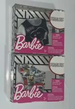 Barbie Peanuts Collection Lot of 2 Tops New ,Doll Clothing Lot HTF