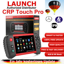 Launch CRP Touch PRO Auto OBD2 Diagnosi ABS Motor Android codice errore Scanner