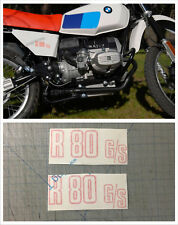 Adesivo  BMW R 80  GS 1985- adesivi/adhesives/stickers/decal