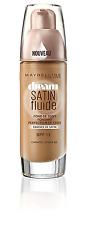 GEMEY MAYBELLINE Dream Satin Fluide Fond de Teint Liquide 68 Golden Caramel/Cara