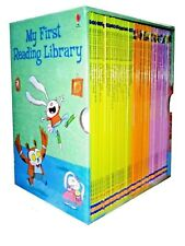 My First Reading Library 50 Books Set - Early Readers Learn To Read Easy Kid