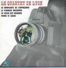 """LE QUARTET DE LYON   """" LA COMPLAINT DE L'HIPPOCAMPE """"  ( EP 45 tours)"""