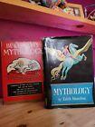 Lot+of+2+Antiquarian+First+Edition+Books+BULFINCH%27S+MYTHOLOGY+Edith+Hamilton
