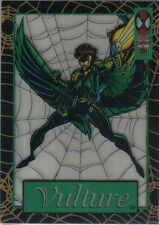 Spiderman Ultra 94 Clear Cell Card 8 Of 12