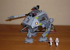LEGO Star Wars # 7671 AT-AP Walker , komplett mit Figuren und BA