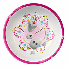 Frozen-Olaf Bowl-A Set Of 2 Bowls-Melamine In Stock Now!
