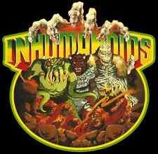 """80's Classic Toyline Inhumanoids """"D'Compose Tendril & Metlar"""" custom tee AnySize"""