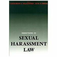 Directions in Sexual Harassment Law (2012, Paperback)