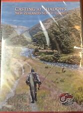 Casting At Shadows: New Zealand's South Island Chris Cook Fly Fishing DVD Video