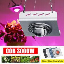 3000W COB Led Grow Light Full Spectrum  For Plant Hydroponics Flower  F
