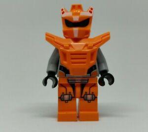 Lego Galaxy Squad Orange Robot Sidekick Minifigure gs010 Minifig No Wings
