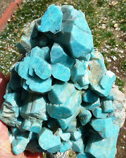 Large crystal AMAZONITE cabinet specimen from Lake George Colorado (3.73 lbs.)