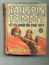 Tailspin Tommy and the Island in the Sky     Big Little Book     1936