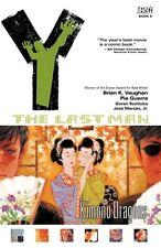 Y: The Last Man #8 - Kimono Dragons (Nov 2006, DC)