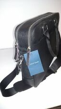 NWT Cole Haan Black Leather Attache For American Airlines
