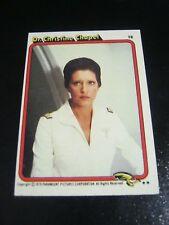 Star Trek Movie 1979 # 19 Majel Barrett - Nurse Chapel - Topps