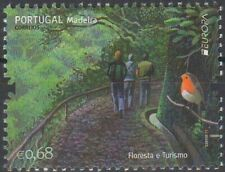 2011 Portugal Madeira EUROPA CEPT Stamps - The Forest MNH