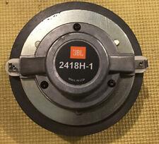 JBL 2418H-1 8 ohm Tweeter Horn Driver EON Series Speakers OEM