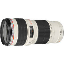 4th Of July Sale 70-200mm Original Box NEW Canon EF 70-200 mm f/4L USM Lens