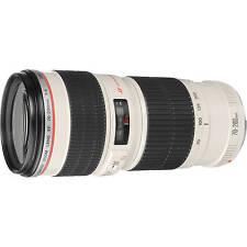 Black Friday Dea Sale 70-200mm Original Box New Canon Ef 70-200 mm f/4L Usm Lens