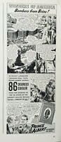 Lot of 4 Vintage 1940'S Prince Albert Smoking Tobacco Advertisements Crimp cut