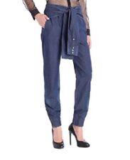 Diesel DE P DAZ Pants Blue Size Medium $228 New js7