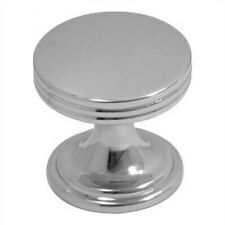 Lot of (10) Polished Chrome Hickory P2140-CH American Diner Cabinet Knobs