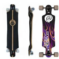 Easy People Longboards DTD-1 Drop Through Down Longboard Complete Lowrider Hot