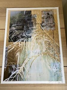 Peter Sutherland Rare Signed Lithograph- Ace Hotel 2014