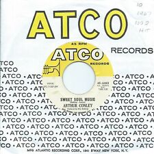 Arthur Conley:Sweet soul music/Let's go steady:US Atco:Northern Soul
