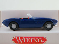 Wiking 82901 BMW 507 Roadster (1956-1959) in blau 1:87/H0 NEU/OVP