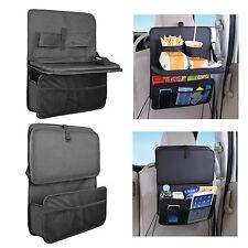 Car Seat Back Tidy Organizer Holder Travel Storage Bag Multi-Pocket Hanging Bag
