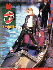 PUBLICITE ADVERTISING 016  1996  Northwave Club chaussures détente Birdie