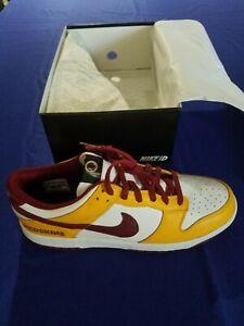 RARE NIKE ID Washington Redskins Custom Shoes - Never Worn - U.S. Size 12.5