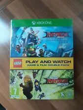 Lego Ninjago Doppelpack: spielen und beobachten-XBOX ONE Game & Blu Ray