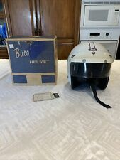 Vintage Buco International  Jet Helmet In Original Box