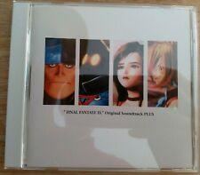Final Fantasy IX - original Soundtrack PLUS - incl spine card - like new